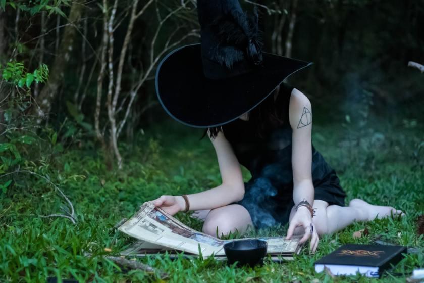 Wicca Girl (Halanna Halila)